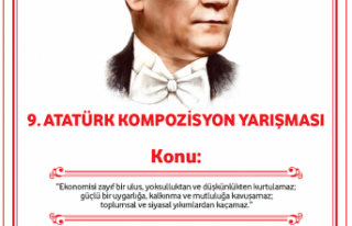TELSİM ORTAOKUL VE LİSELERARASI 9. ATATÜRK KOMPOZİSYON...