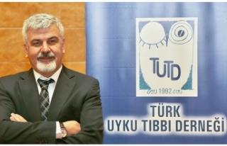 TÜRK UYKU TIBBI DERNEĞİ GENEL BAŞKANI ÖZGEN UYARILARDA...
