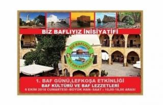 """""""1. BAF GÜNÜ"""" CUMARTESİ BÜYÜK HAN'DA..."""