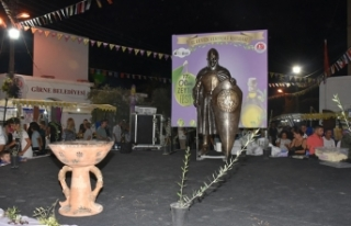 17. ZEYTİN FESTİVALİ BAŞLADI...