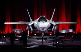 ABD'DEN 'F-35 TESLİMATI AÇIKLAMASI'