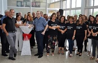 BAY-SEN BRT'DE 25 HİZMET YILINI DOLDURAN ÜYELERİNE...
