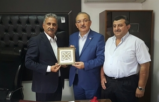 DİYANET-SEN, HÜR-İŞ'İ ZİYARET ETTİ