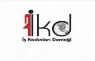 """İŞ KADINLARI DERNEĞİ'NİN DÜZENLEDİĞİ """"İŞ'TE..."""
