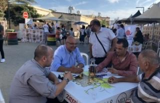 MEHMETÇİK'TE ZİVA FEST YAPILDI