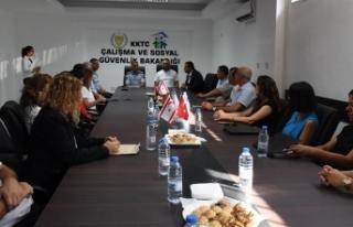 SORUŞTURMA EĞİTİMİ ALAN SOSYAL SİGORTALAR DAİRESİ...