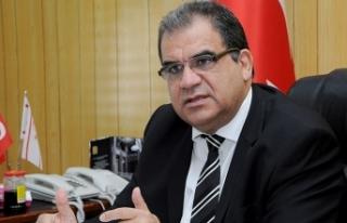 UBP GENEL BAŞKAN ADAYI SUCUOĞLU KIBRIS RUM YÖNETİMİNİ...