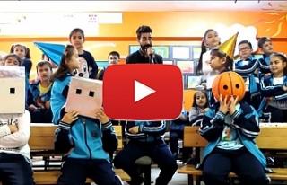 24 Kasım Öğretmen Günü'ne özel video