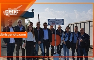 4 Belediye Malta'da incemelerde bulundu