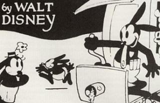 70 yıldır kayıp olan Walt Disney filmi Japonya'da