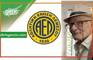 AEL, eski futbolcusunu unutmadı