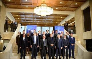 Avrupa Halk Partisi  Zirvesine katılacaklar