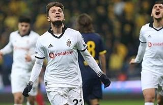 Beşiktaş, galibiyet hasretine son verdi