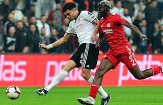 Beşiktaş'tan yine puan kaybı