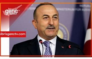"""Çavuşoğlu'ndan Rum tarafına: """"Önce hangi..."""