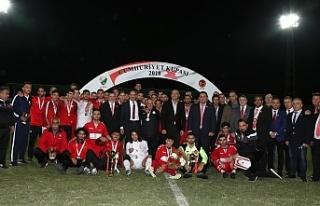 Cumhuriyet Kupası 2018 etkinliği yapıldı