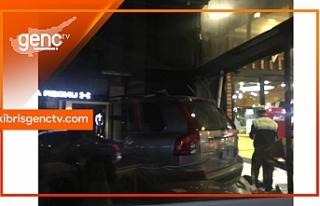Dereboyu'nda feci kaza: 1 yaralı