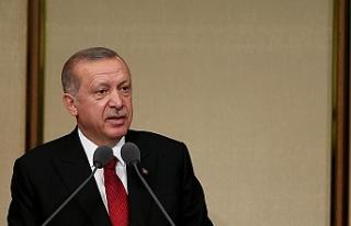 """Erdoğan: """"Yunanistan ve Güney Kıbrıs'ın..."""