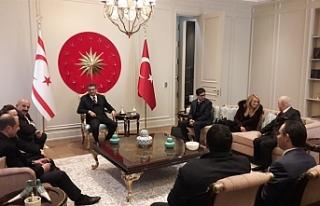 Erhürman, İstanbul'da