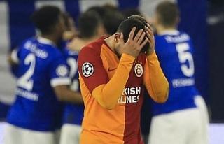 Galatasaray Almanya'da yıkıldı