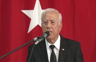 """""""Gayri meşru bu idareye (Rum Yönetimi), KKTC yetkili..."""