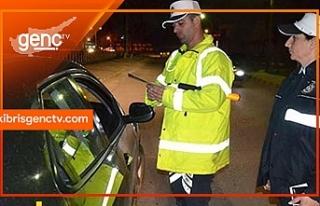 Gazimağusa'da akşam huzur operasyonu yapıldı