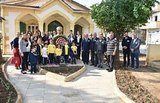 Gönyeli'de Atatürk'ü anma programı