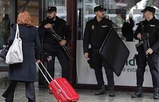 İspanya'daki bomba alarmının sebebi kemer...