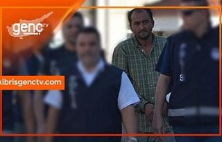 Katil zanlısına 8 gün daha tutukluluk