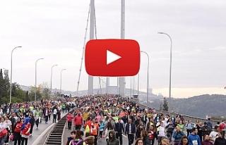 Kıbrıs Genç TV, İstanbul Maratonunu da takip ediyor