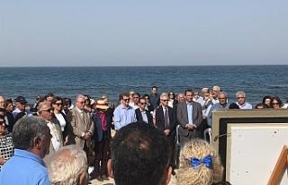 KKTC'deki Maronitler ayin yaptı