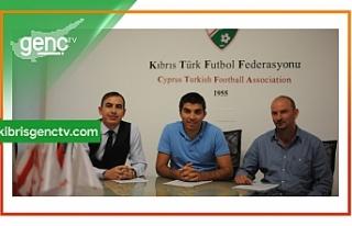 KKTC U21 Milli Takımı açıklandı