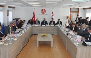 Komite görüşmeleri devam ediyor