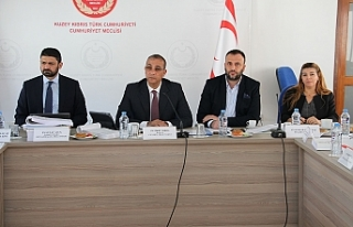 Komite toplandı