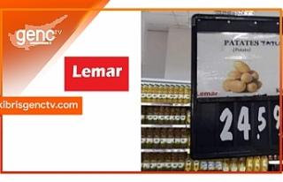 """Lemar'dan """"Patates"""" açıklaması"""