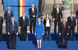 Liderler Paris'te buluşuyor