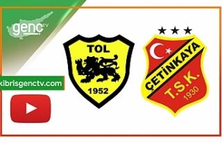 Maç Özeti...Türkocağı-Çetinkaya