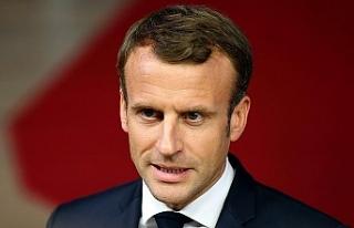 Macron'a suikast hazırlığı yapan 6 kişi...