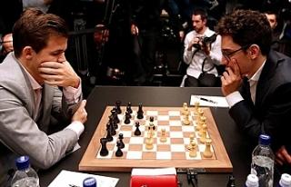 Magnus Carlsen dördüncü kez dünya satranç şampiyonu...