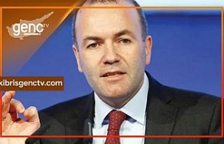 Manfred Weber: Kıbrıs sorunu Avrupalı bir sorundur