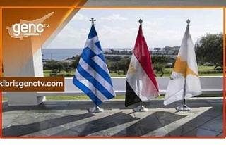Mısır ve Yunanistan ile tatbikat