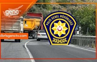 Polisten Girne-Dağyolu uyarısı