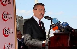"""""""Rum tarafının Kıbrıs Türkü'nü yok sayan..."""