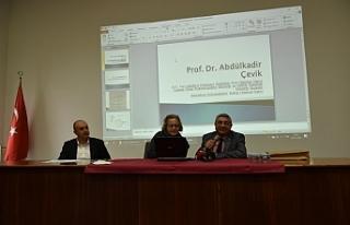 Sağlık Bakanlığı seminer düzenledi
