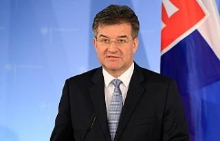 Slovakya Dışişleri Bakanı istifa etti