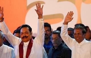 Sri Lanka'da siyasi kriz