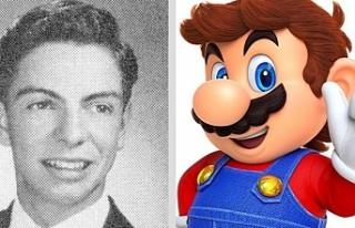 Super Mario'nun gerçek karakteri öldü