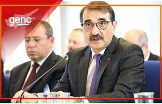 """Türkiye Enerji Bakanı: """"İkinci gemi geliyor"""""""