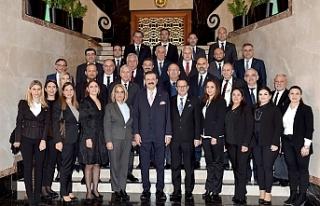 Türkiye-KKTC Ticaret Odası Forumu yapılıyor
