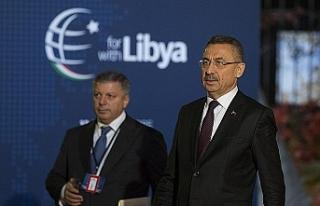Türkiye Libya Konferansından çekildi